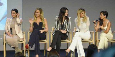 ¿Les gustaría verlo con las hermanas Kardashian Jenner? Foto:Getty Images