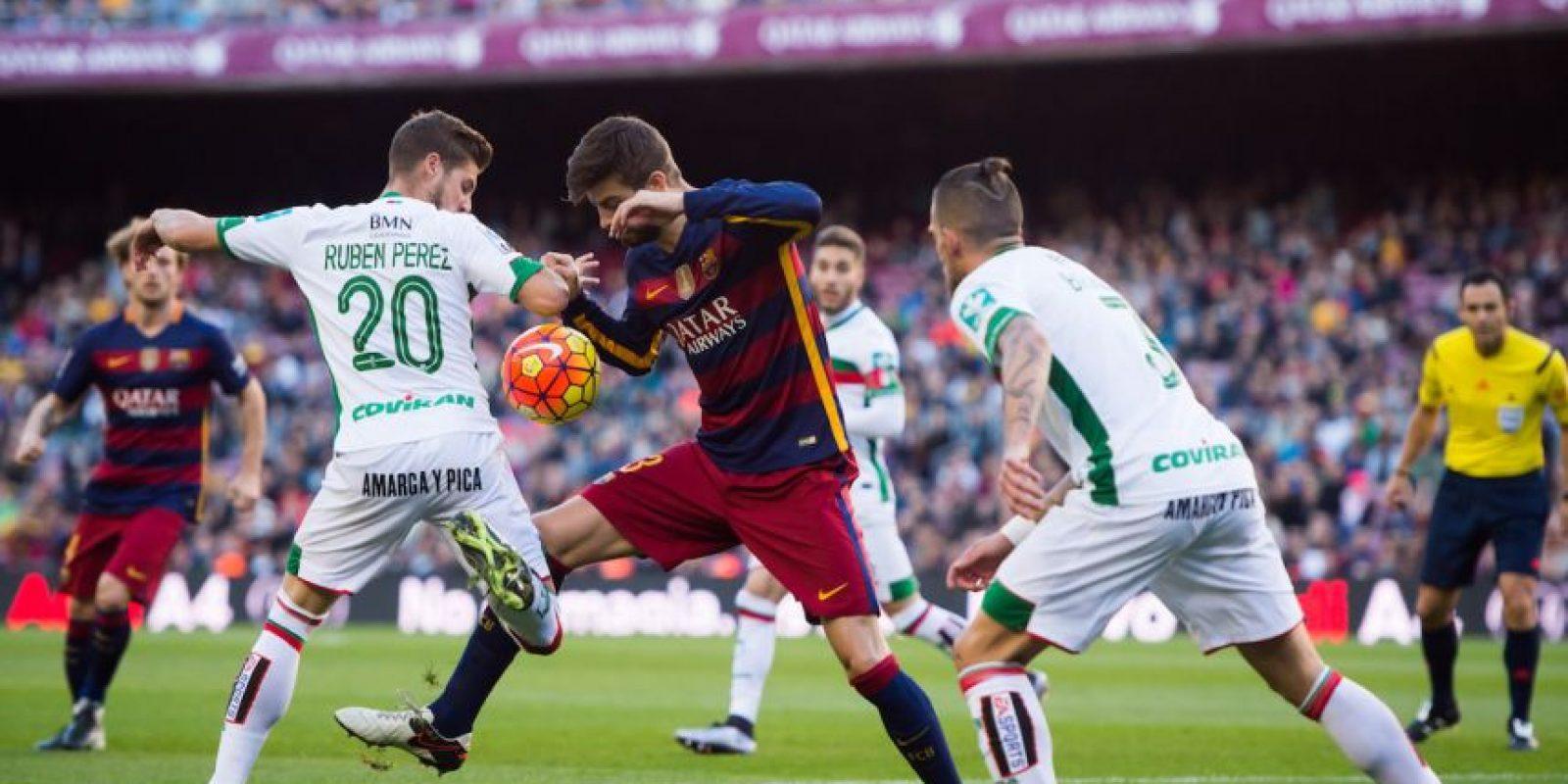 LIGA BBVA: 23 de abril / Barcelona vs. Sporting Gijón Foto:Getty Images