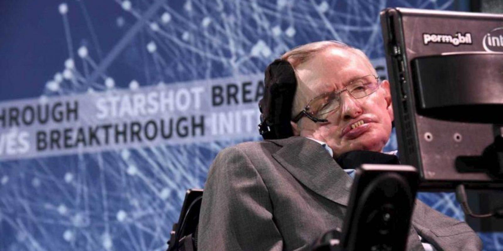 Stephen Hawking Foto:Getty Images