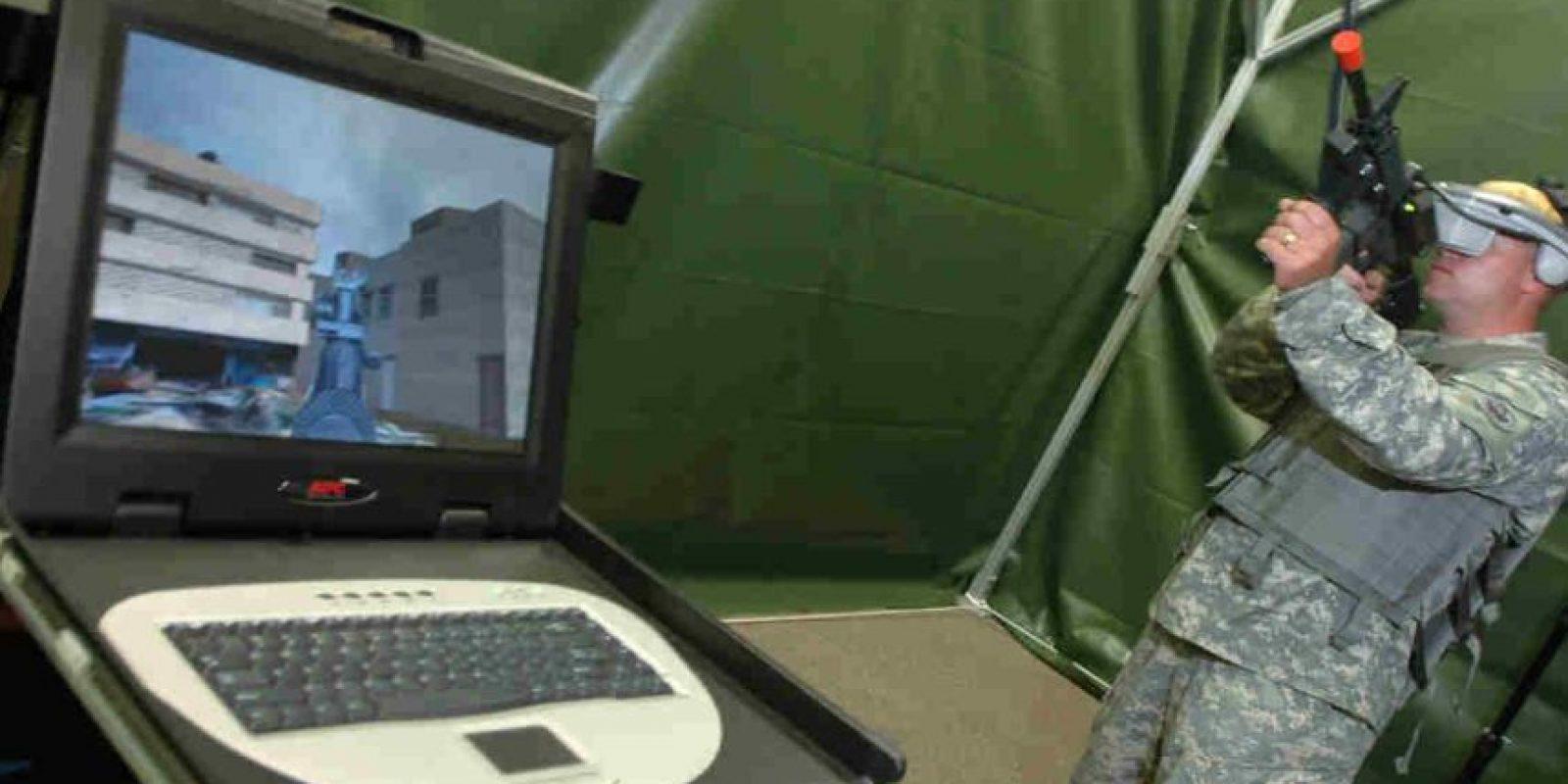 La RV permite sintetizar un mundo tridimensional interactivo y ficticio. Foto:Getty Images