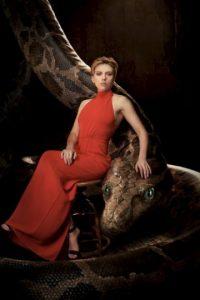 ¿Les gusta la inclusión de Johansson en el mundo del anime japonés? Foto:IMDB