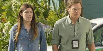 """Dexter y Debra Morgan de """"Dexter"""", crecieron juntos. Ella fue la que se dio cuenta de que lo amaba. Foto:vía Fox"""