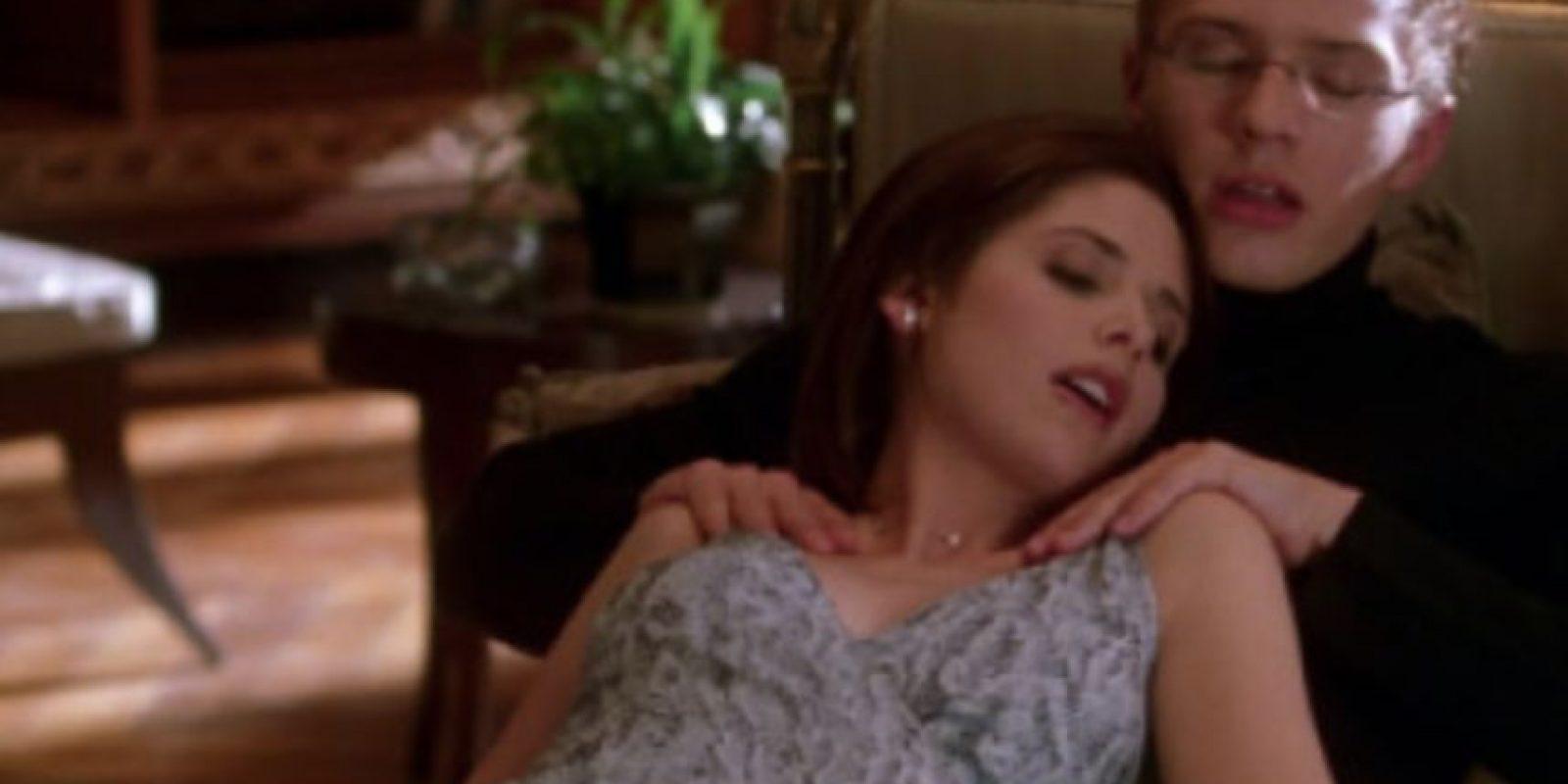 """Kathryn Merteuil y Sebastián Valmont en """"Juegos Sexuales"""" también crecieron como hermanastros, pero es evidente que han tenido relaciones sexuales. Foto:vía Columbia Pictures"""