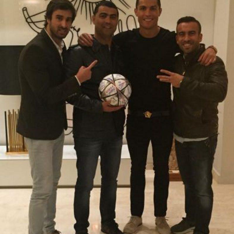 Cristiano Ronaldo está de regreso. Foto:Vía instagram.com/Cristiano