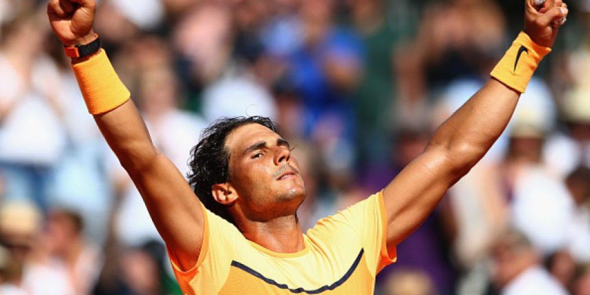 Nadal saca la magia y derrota Murray para avanzar a la Final