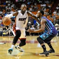 Heat vs Hornets Foto:Getty Images