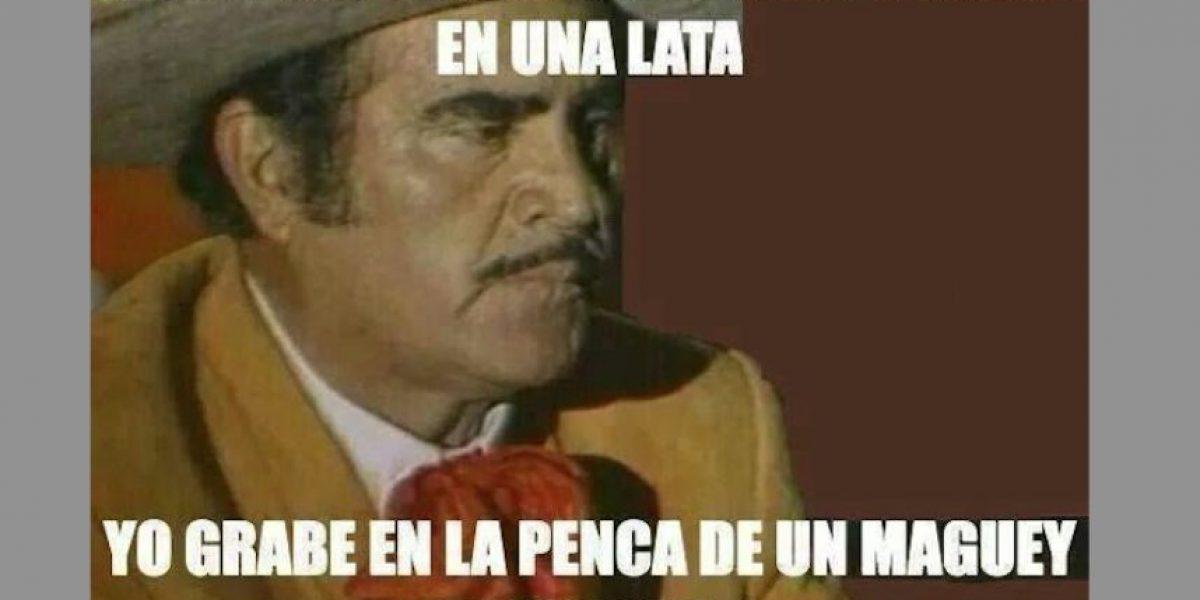Los memes de Vicente Fernández para toda ocasión