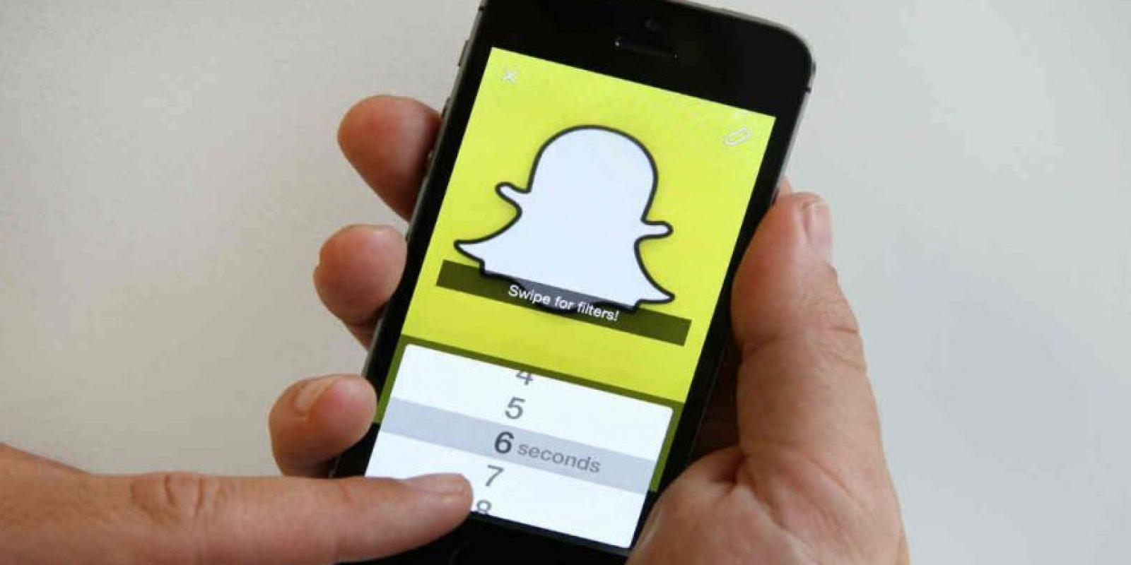 O sea, los mensajes desaparecen entre 1 y 10 segundos después de haber sido enviados. Foto:Getty Images