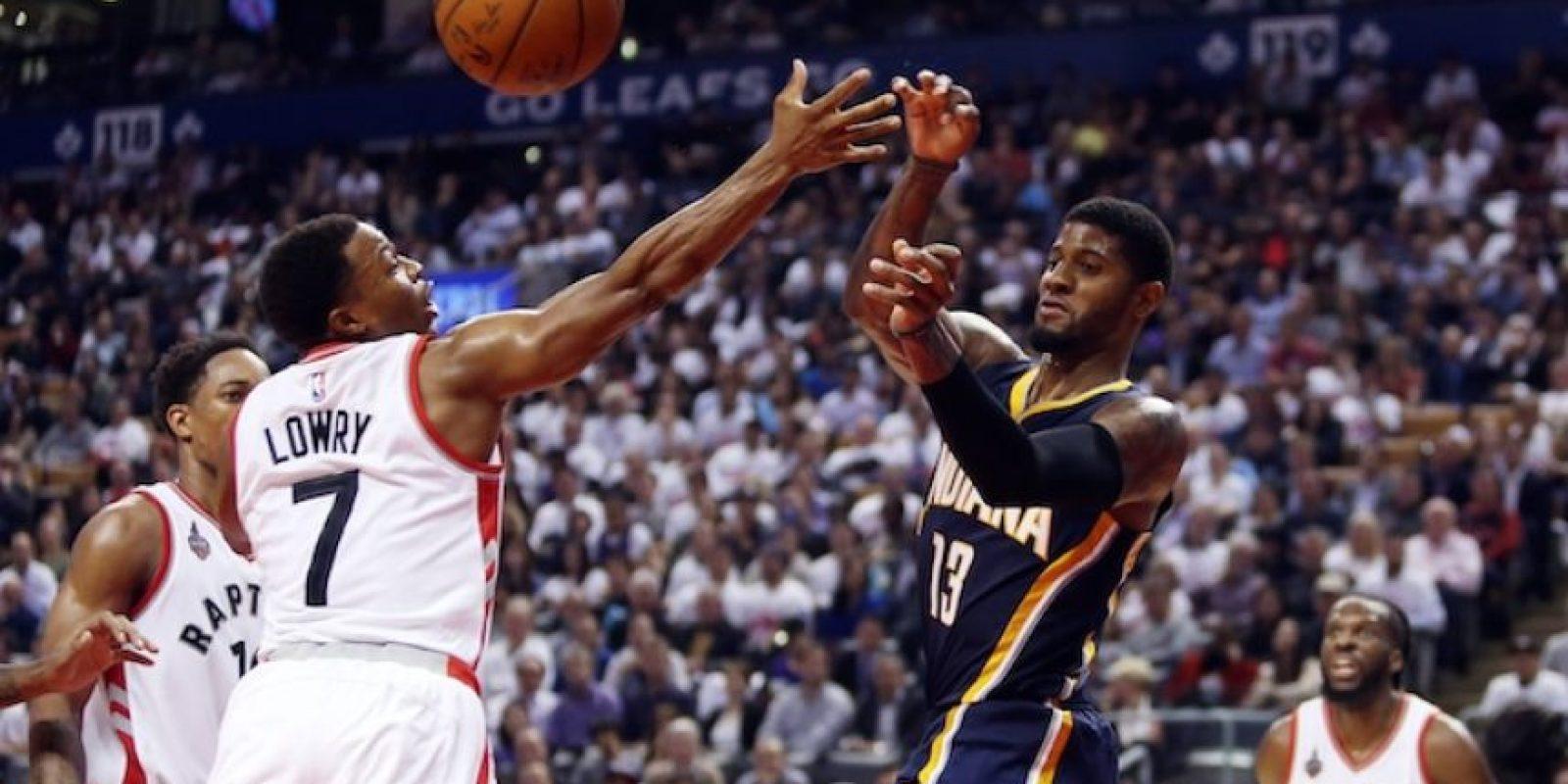 Raptors vs Pacers Foto:Getty Images