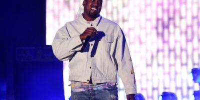 Kanye West tuvo una bochornosa actuación en el festival de Coachella Foto:Getty Images