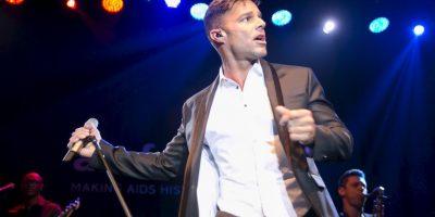 Además realizó una presentación en la gala. Foto:Getty Images