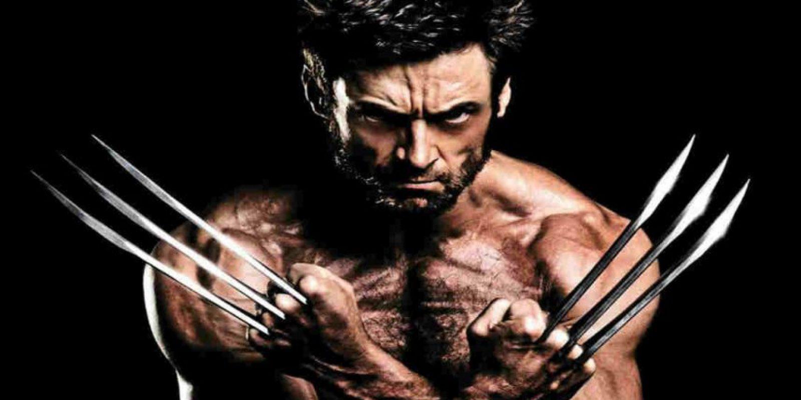 Película de Wolverine aún sin título definitivo. Marzo 3, 2017. Foto:Marvel