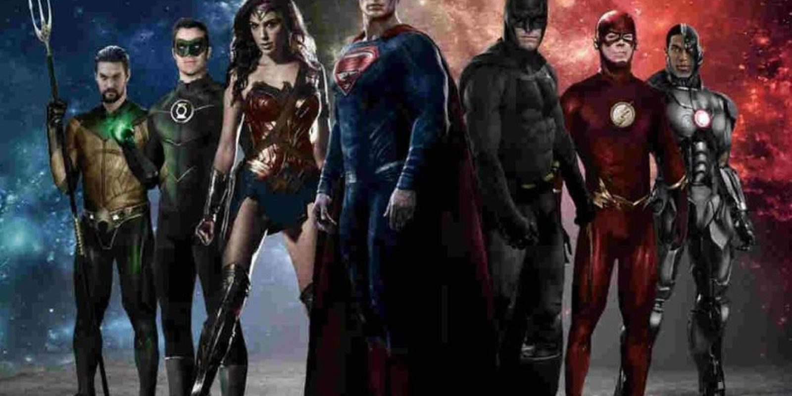 """Justice League Part One"". Noviembre 17, 2017. Foto: DC"