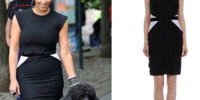 Givenchy horrible. Foto:vía Kim Style Guide