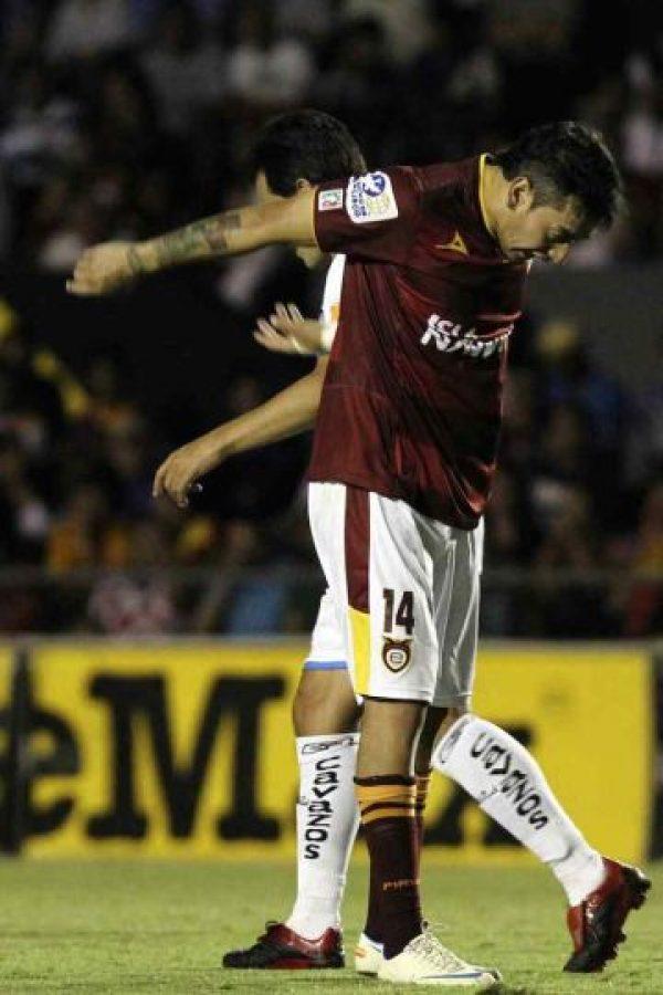2012: ESTUDIANTES TECOS, El equipo de la UAG consumó su descenso en el Clausura 2012, ni siquiera la confianza depositada en el técnico uruguayo Héctor Hugo Eugui fue suficiente para mantenerse. Foto:Mexsport