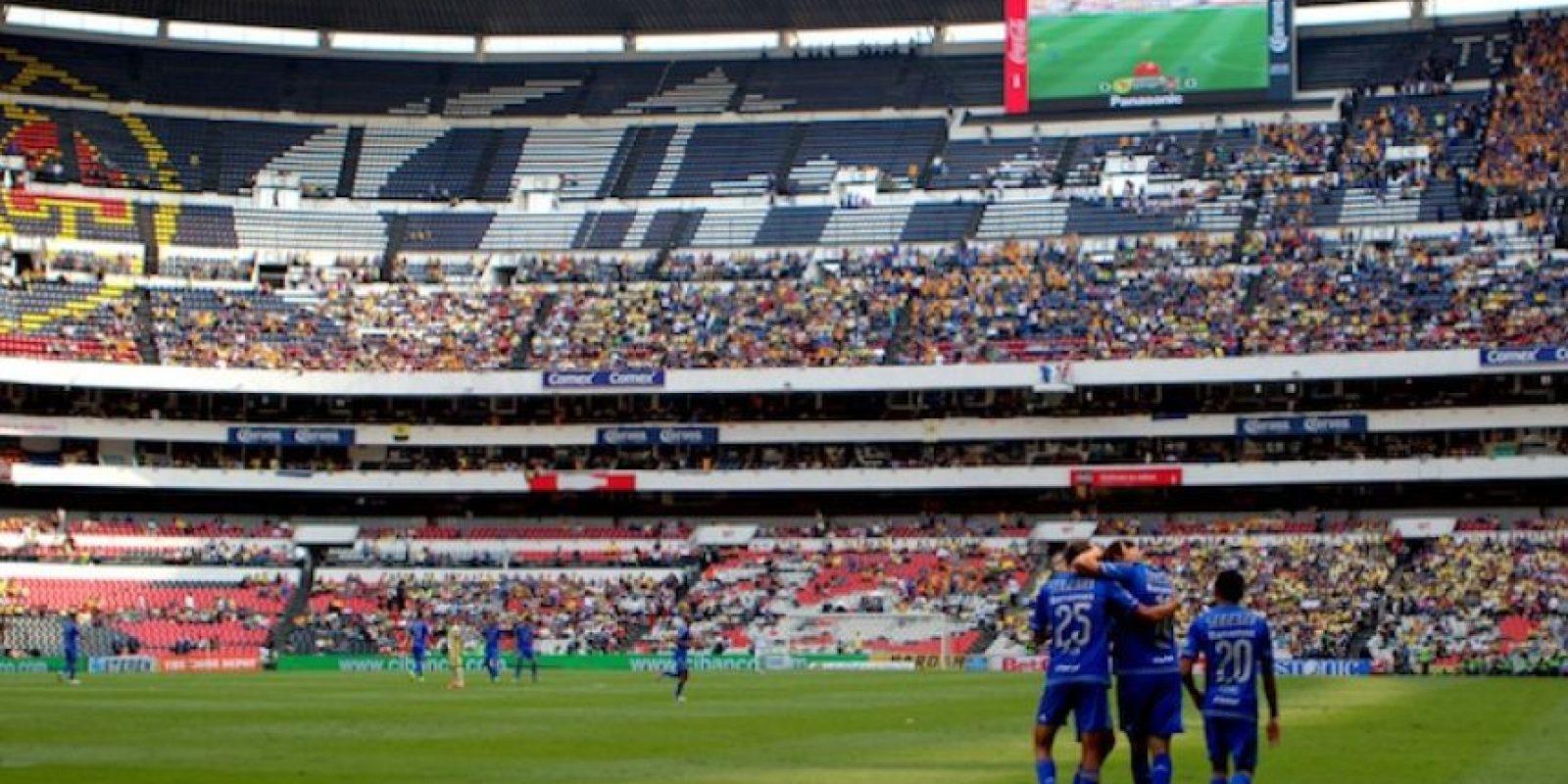 Los aficionados de Tigres se enfrentarán a los elevados precios en el Estadio Azteca. Foto:Mexsport