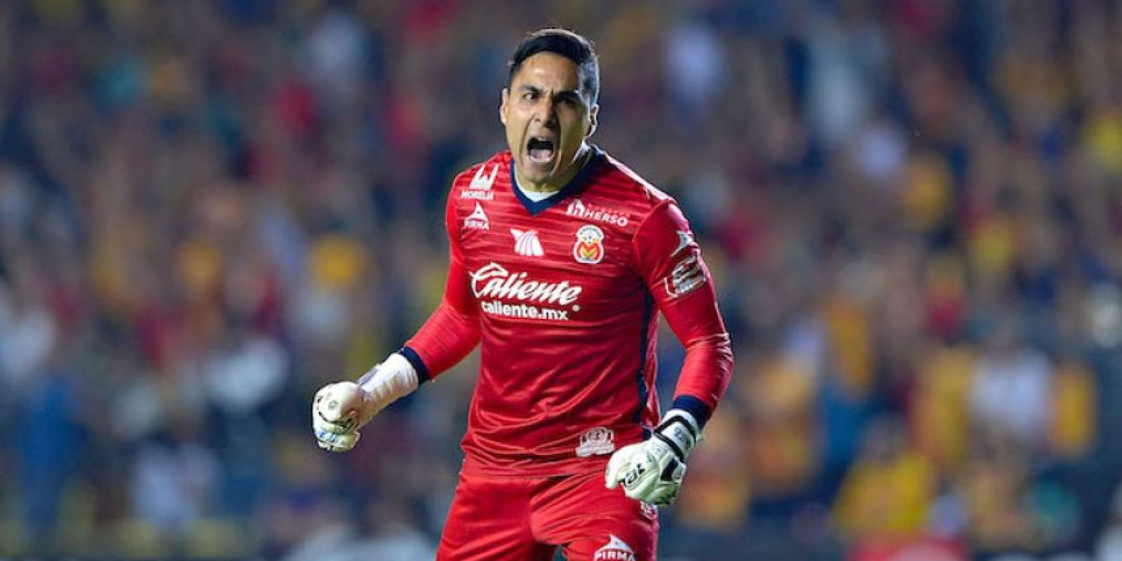 Morelia vence a Pachuca, se salva del descenso y quiere liguilla Foto:Mexsport