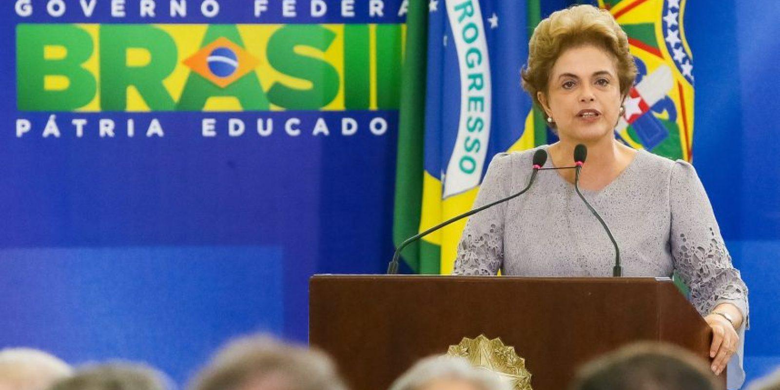 La presidente continuará en el cargo hasta su fase determinante en el Senado Foto:notimex