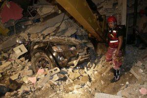 El sismo registrado ha sido de los más fuertes en la historia de ese país Foto:AP