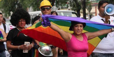 Previo a la marcha habrá un pronunciamiento en favor de las familias de la comunidad gay. Foto:Cuartoscuro/Archivo