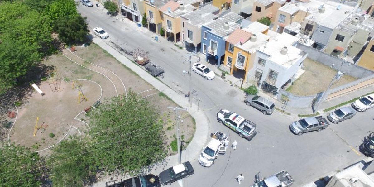 Asesinan a 9 personas en Apodaca, Nuevo León