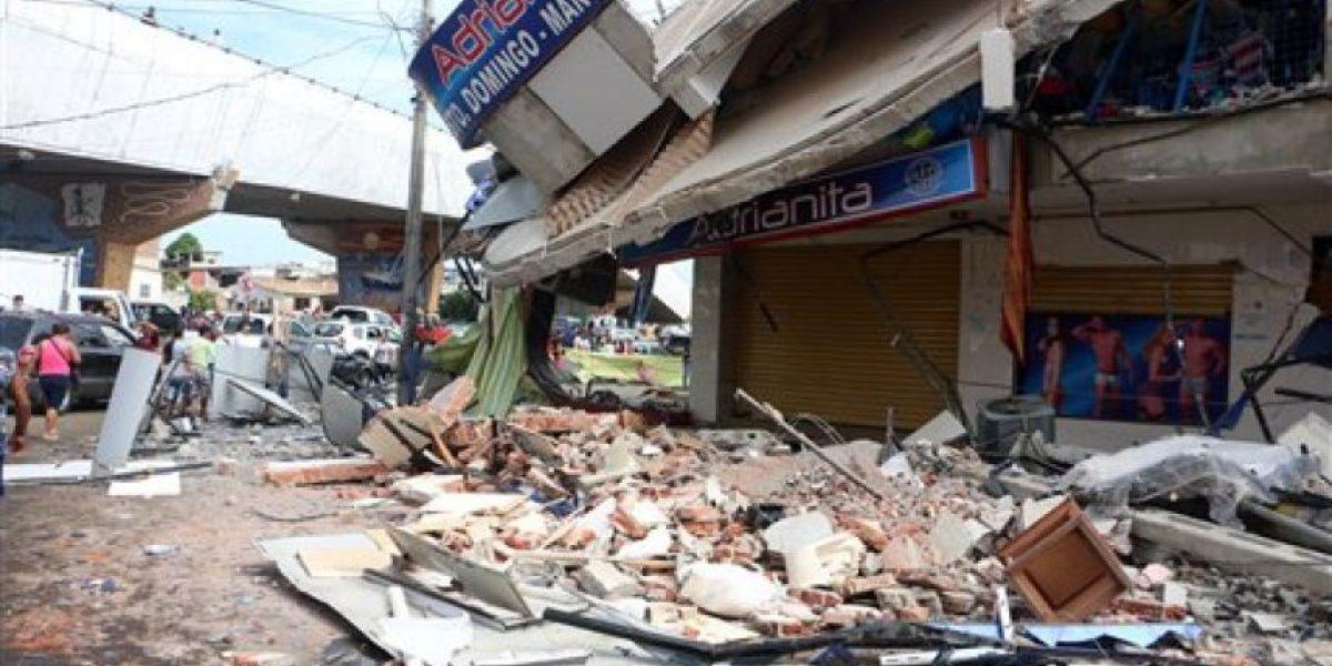 Más de un millón de afectados por terremoto en Ecuador: ONU
