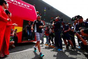 Sergio Pérez finaizó en la posición número 11. Foto:Getty Images