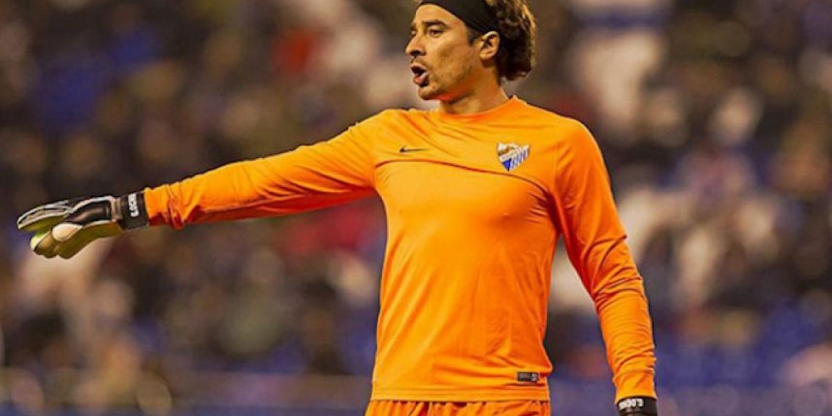 Con Ochoa en el arco, Málaga pierde 1-0 ante Bilbao