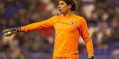 Guillermo Ochoa tuvo una buena actuación, a pesar de la derrota. Foto:Twitter