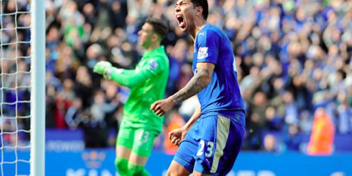 ¡Tropiezo! Leicester rescata empate de último minuto ante West Ham
