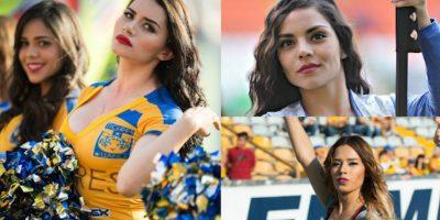 Las modelos y edecanes más lindas del futbol mexicano. Foto:Especial