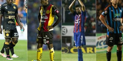 Estos son los equipos que han descendido recientemente: Foto:Mexsport
