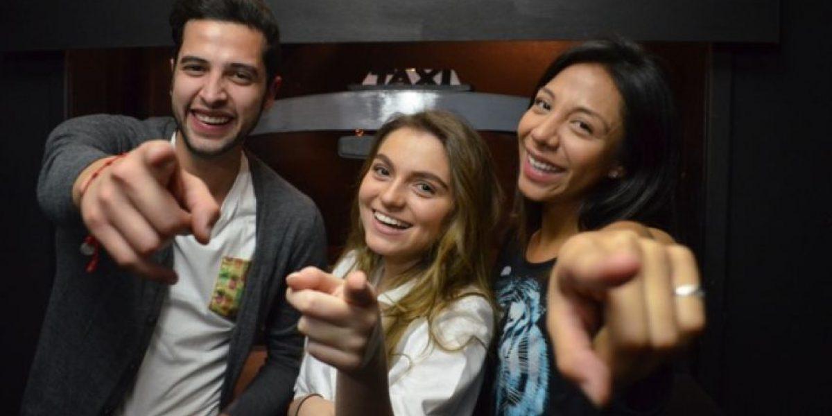 Sofía Castro decidida a consolidar su carrera como actriz