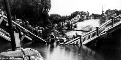 4. 28 de julio 1976, Tangshan, China: Con una magnitud de 7.5 se estima que pudo haber cobrado la vida de aproximadamente 655 mil personas. Foto:Earthquake.usgs.gov