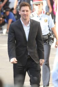2. Escándalos extrafutbolísticos para su figura Foto:Getty Images