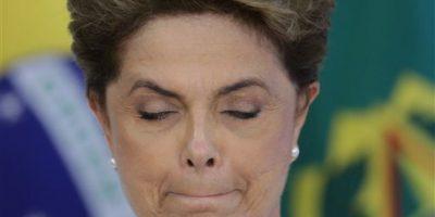 La decisión ahora corresponde al Senado de Brasil Foto:getty images
