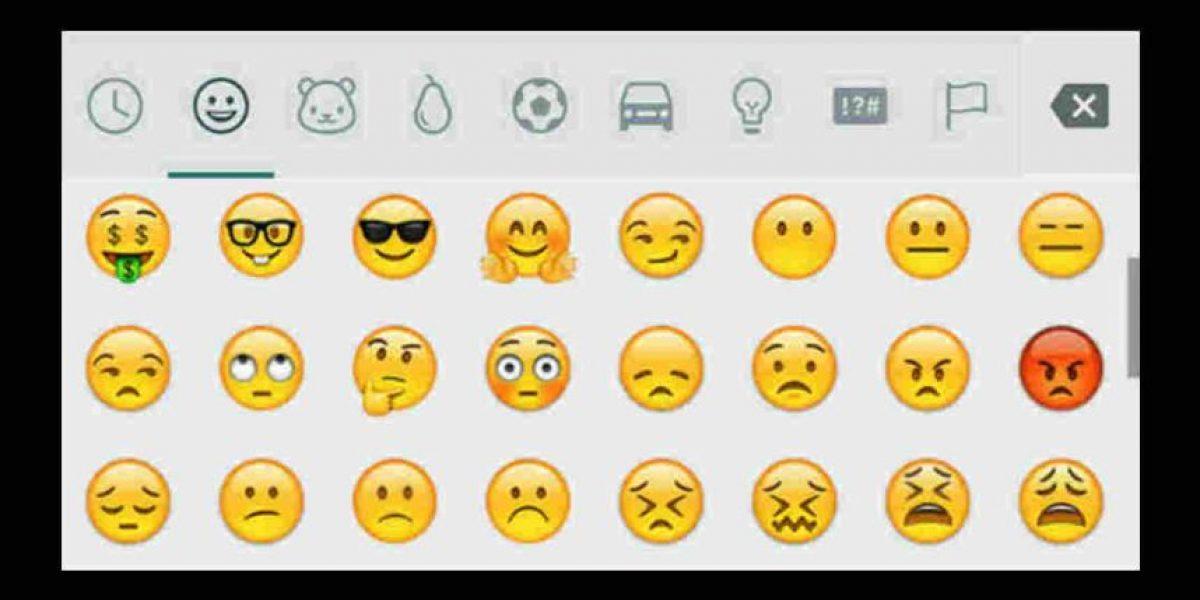 Conozcan la historia detrás de estos emoticones de WhatsApp