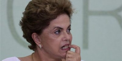 En la votación del día de ayer los diputados aprobaron el proceso de juicio político a Rousseff Foto:getty images