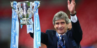 En 2014/2015 ganó la Copa de la Liga nuevamente. Foto:Getty Images