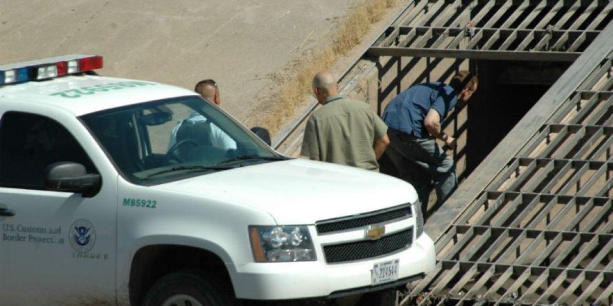 Hallan narco túnel en frontera de Baja California con Estados Unidos