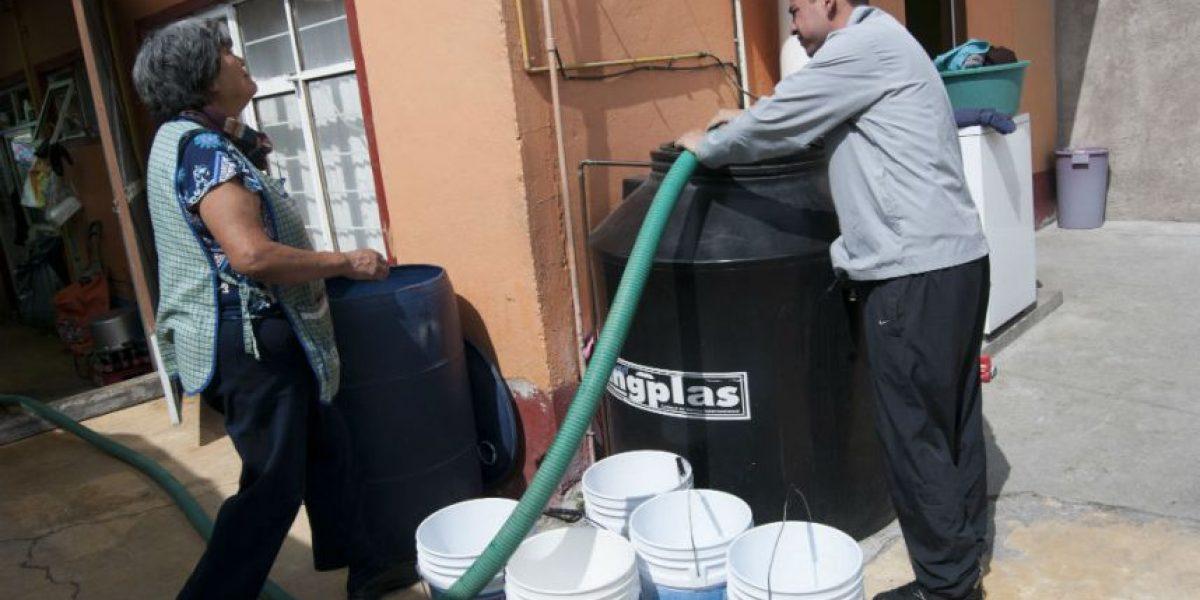 Falla en sistema Cutzamala dejará sin agua a parte de Edomex y CDMX