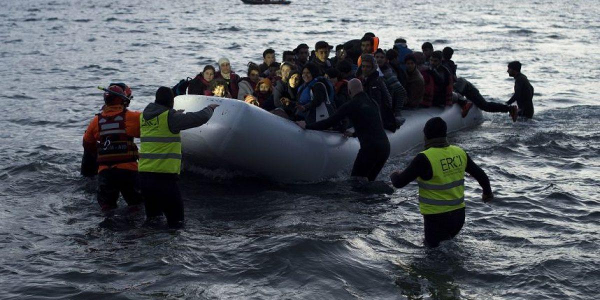 400 migrantes desaparecidos en el Mediterráneo