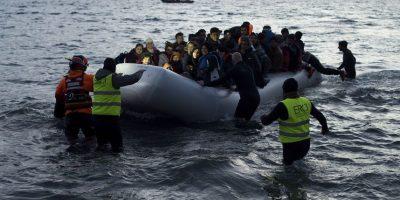 Los migrantes presuntamente salieron de Egipto rumbo a Italia Foto:getty images