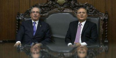 Este domingo la cámara baja del Congreso eligió en una votación de 367-137 a favor de iniciar un juicio político a la mandataria. Foto:AP