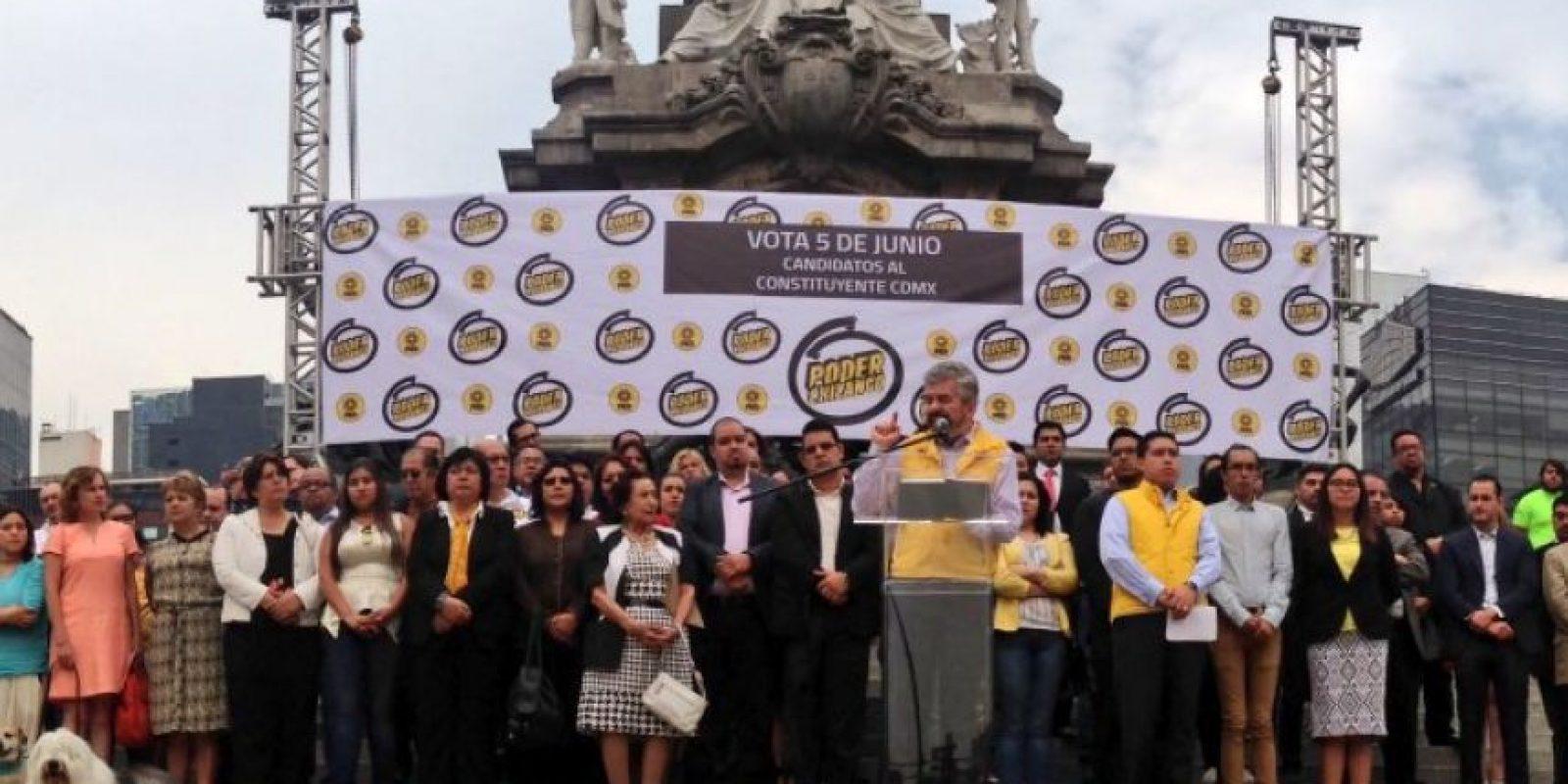 El periodo de llamado al voto se extenderá hasta el 1 de junio Foto:@PRDMexico