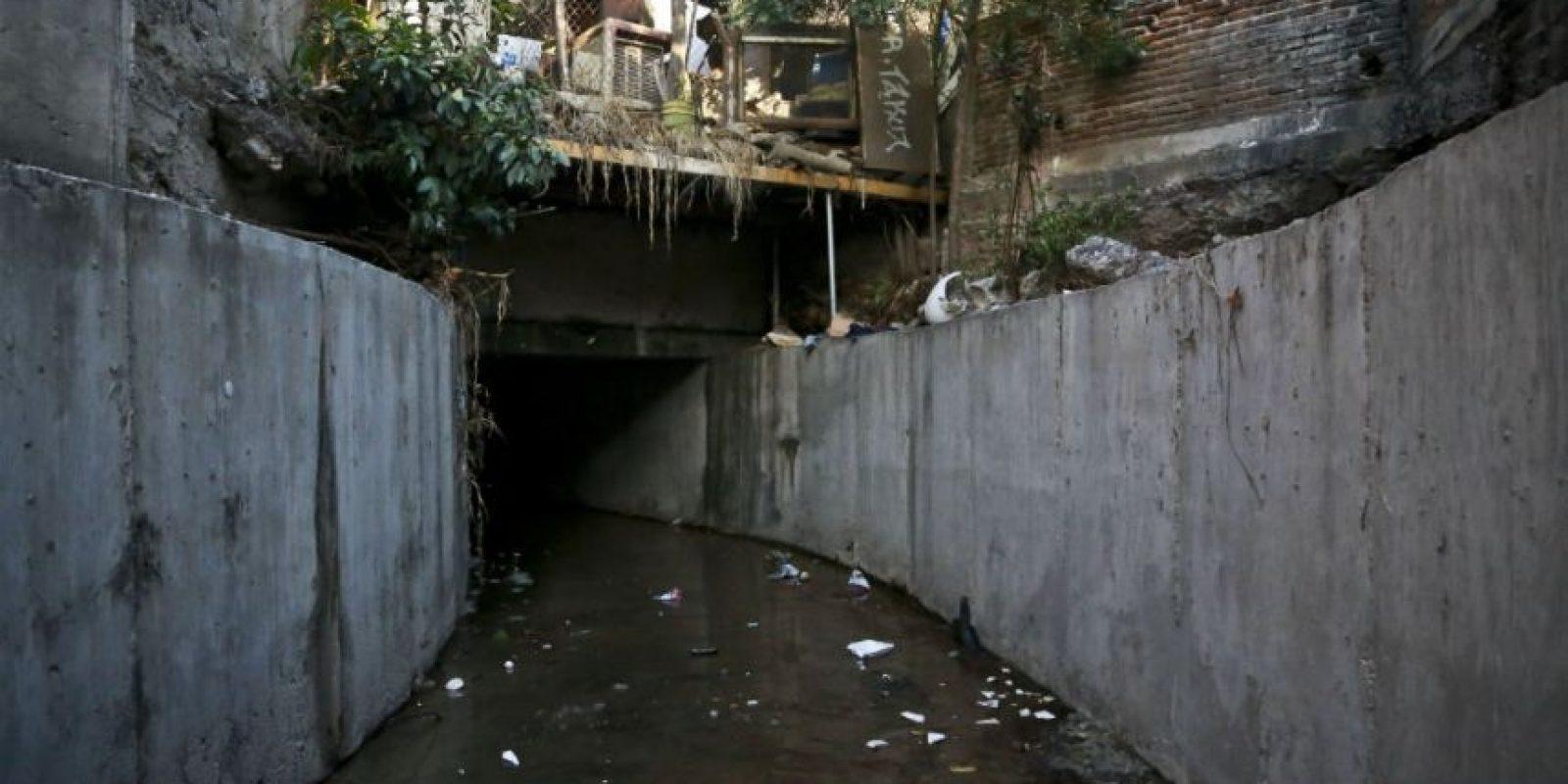 """Por este tipo de túneles huía Joaquín """"El Chapo"""" Guzmán Foto:Archivo Cuartoscuro"""
