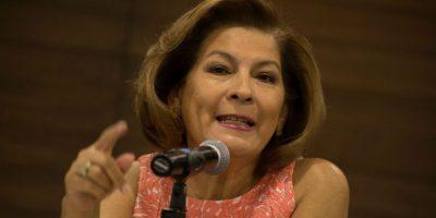 Miranda de Wallace externó su preocupación, pues dijo que desde el Poder Judicial se están dejando libres a muchos secuestradores Foto:Cuartoscuro