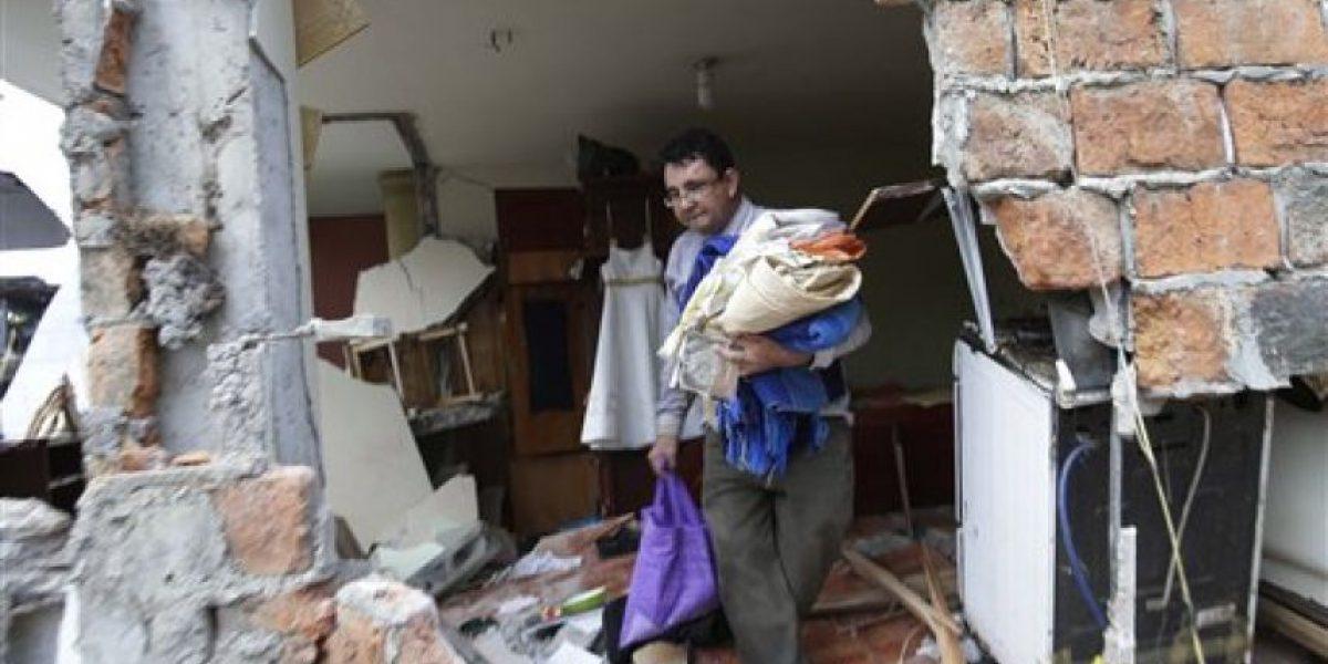 Muertos por temblor en Ecuador aumenta a 413