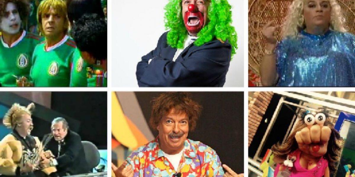 VIDEO: Los mejores comediantes deportivos en los últimos años