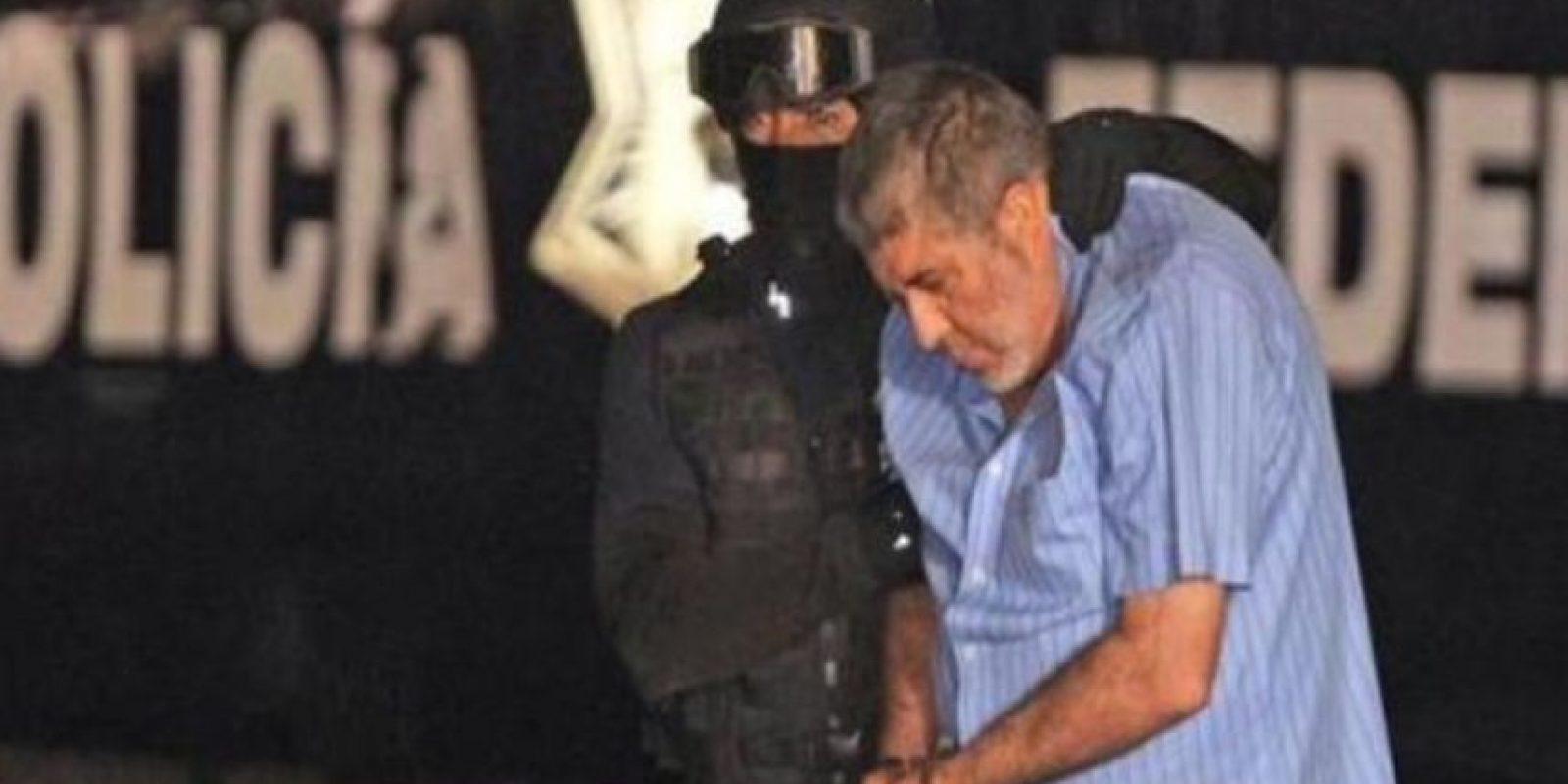 Fue detenido en octubre de 2014 Foto:AFP